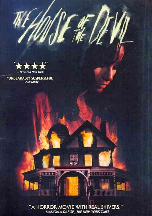 HOUSE OF THE DEVIL BY DONAHUE,JOCELIN (DVD)